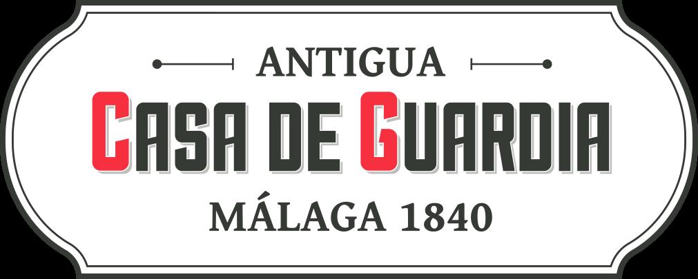 Logo Antigua Casa de Guardia Málaga 1840